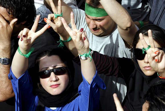 tehran-protest-supporters
