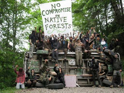 A day after protesters stopped logging trucks from entering a timber sale on the Elliott State Forest in Oregon, police dismantled the blockade and arrested upwards of 27 protesters. Organizers are vowing to continue the fight today with a march.