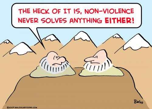 nonviolence_never_solves_516665