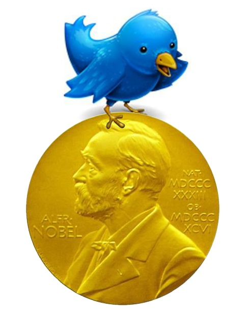 Is Twitter Nobel Peace Prize worthy?