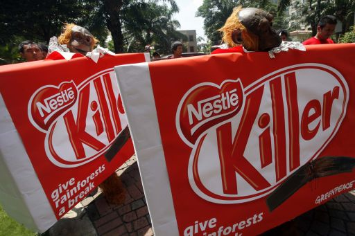 Greenpeace Indirectly Pits Itself Against Indonesian Farm