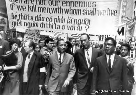 riot is the language of the unheard what mlk would have