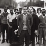 SNCC's Atlanta staff in 1963. Photo by Richard Avedon.