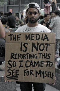 media non reprting