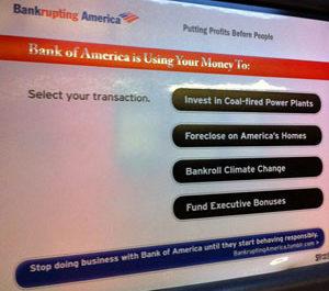 Bank of America ATM