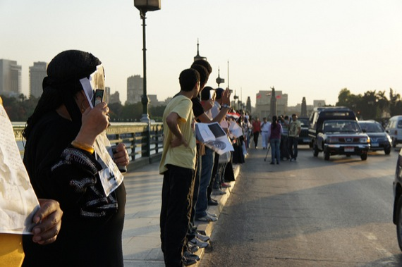 Egypt's revolution began long before 2011