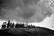 Freedom March from Selma to Montgomery in 1965. By James Karales.