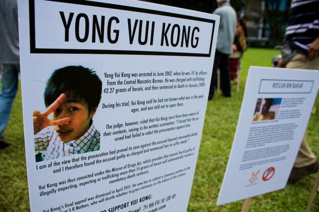 mandatory death penalty in singapore