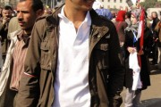 Sharif Kouddous in Cairo.