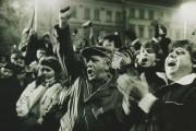 The Velvet Revolution.