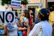 Cacerolazo protest in Madrid against Bankia on June 16. By Adolfo Indignado Cuartero, via Flickr.