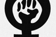 Women Occupy logo.