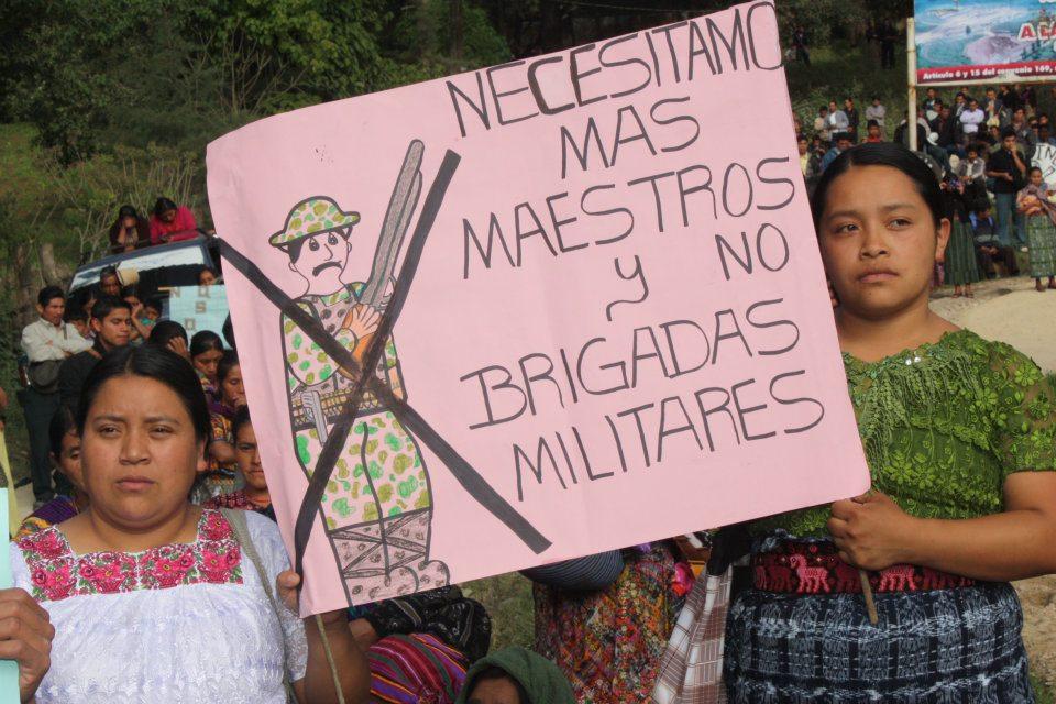Crédito: Centro de Medios Independientes-Guatemala (http://colectiva.net.tc/centrodemedios/)