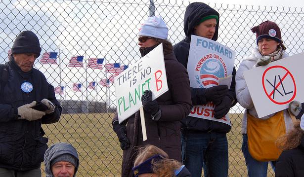 Forward on Climate rally in Washington, D.C., on February 17. (Flickr/Ted Eytan)