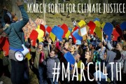 March Forth on Climate