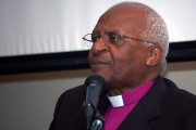 South African Anglican Archbishop Desmond Tutu (Wikimedia Commons/Cmdr. J.A. Surette, U.S. Navy)