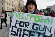 March for gun control in January in Washington, D.C. (Flickr/Elvert Barnes)