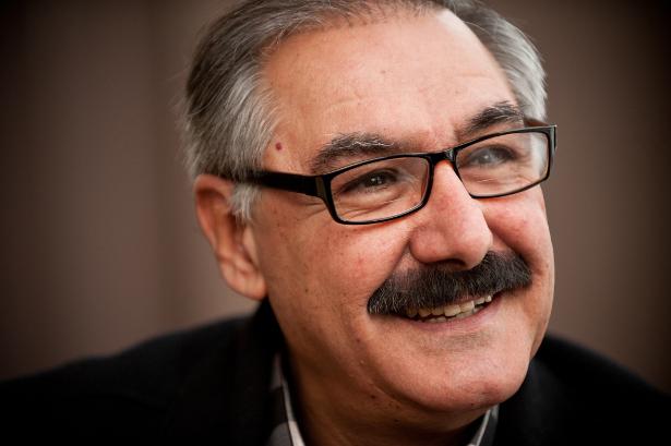 Sami Rasouli. (WNV/John Noltner)