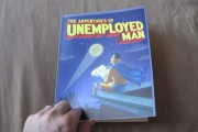 "(Facebook/""The Adventures of Unemployed Man"")"