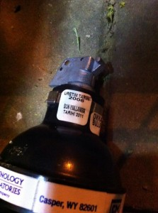 "@Anonymous_wolrd: ""#Turkey using expired tear gas ! #Taksim #Erdogan #ACAB"" (Twitter/Anonymous_wolrd)"