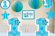 Kids birthday parties have become a multi-billion dollar industry. But can one-year-olds even remember the occasion? (birthdayexpress.com)