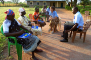 Nonviolent Peaceforce training at Yeri, South Sudan, in November 2011. (Flickr/Nonviolent Peaceforce)