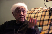 Grace Lee Boggs in 2012. (Flickr/Kyle McDonald)