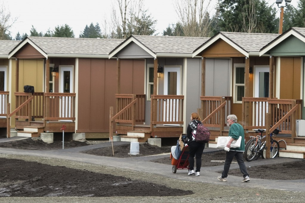 Olympia S Homeless Win Struggle For Permanent Housing