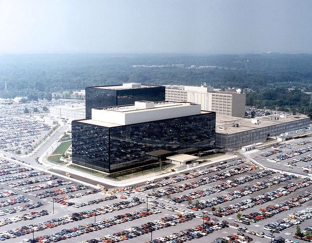 Headquarters of the NSA at Fort Meade, Md. (Wikipedia)