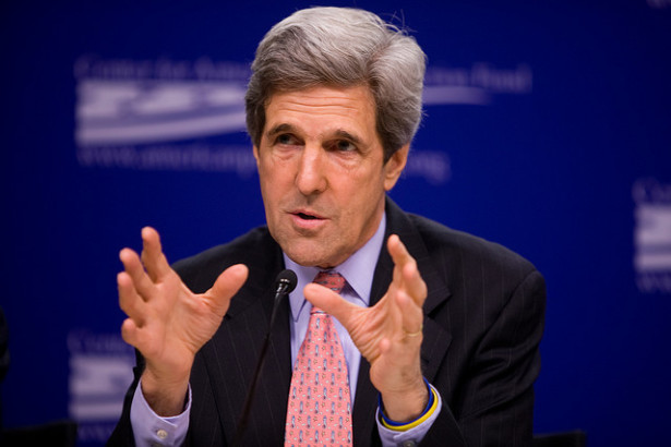 Secretary of State John Kerry. (Flickr / Ralph Alswang)