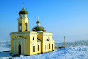 Khotyn Church, Ukraine