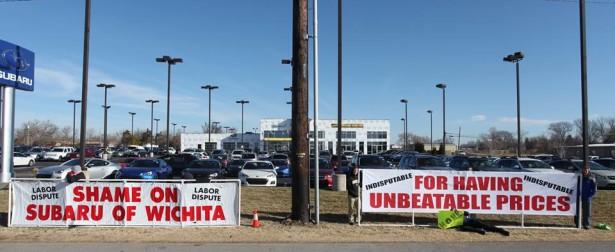 (Facebook / Subaru of Wichita)