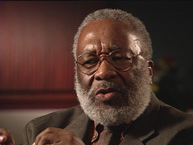 Vincent Harding, a close confidant of Martin Luther King, historian and nonviolent activist died at the age of 83 on May 19, 2014. (Veterans of Hope)