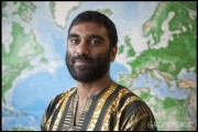 Greenpeace International Executive Director Kumi Naidoo. (Greenpeace)
