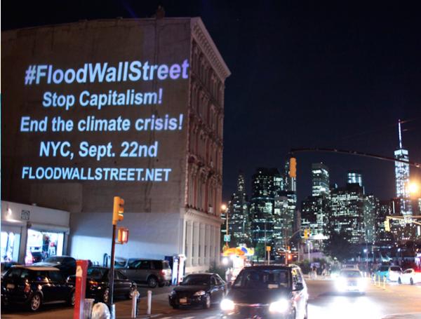 Illuminator projection, September 12, 2014.