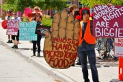 "the Coalition of Immokalee Workers and its Campaign For Fair Food hit the road from this month as part of its ""Boot the Braids"" campaign against Wendy's. (bootthebraids.com)"