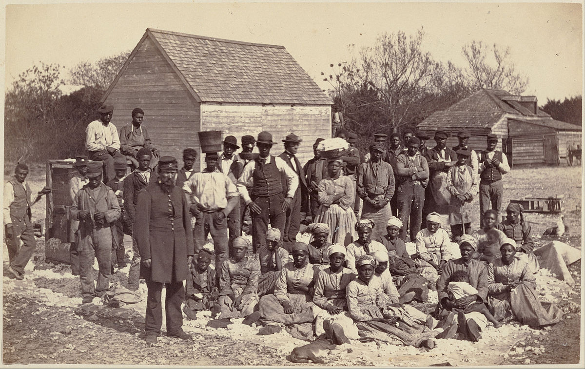 racism as a precedent to slavery in north america