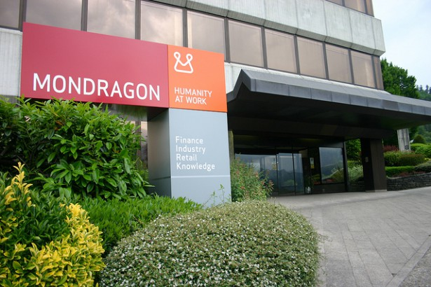 Mondragon headquarters in Basque Country, Spain. (Flickr / Mondragon)