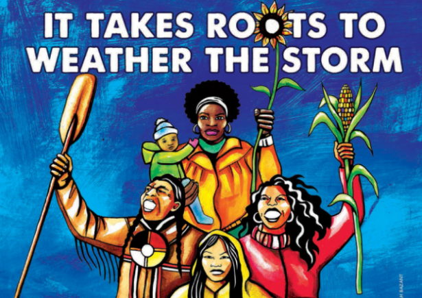 It Takes Roots poster
