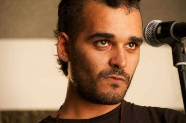 Angolan rapper Luaty Beirão, also known as Ikonoklasta. (Facebook / Luaty Beirão)