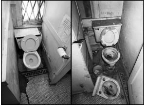 WRL toilets