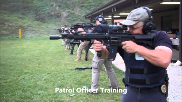 The Illinois Tactical Officer's Association presents a Tactical Firearms Field Training Exercise (FTX) which tests the participants firearms skills as it relates to police combat shooting. (YouTube)