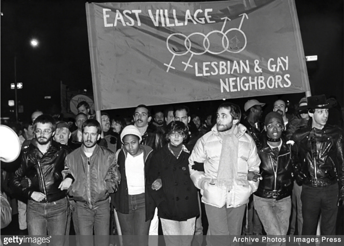 The gay rights movement in the United States has seen